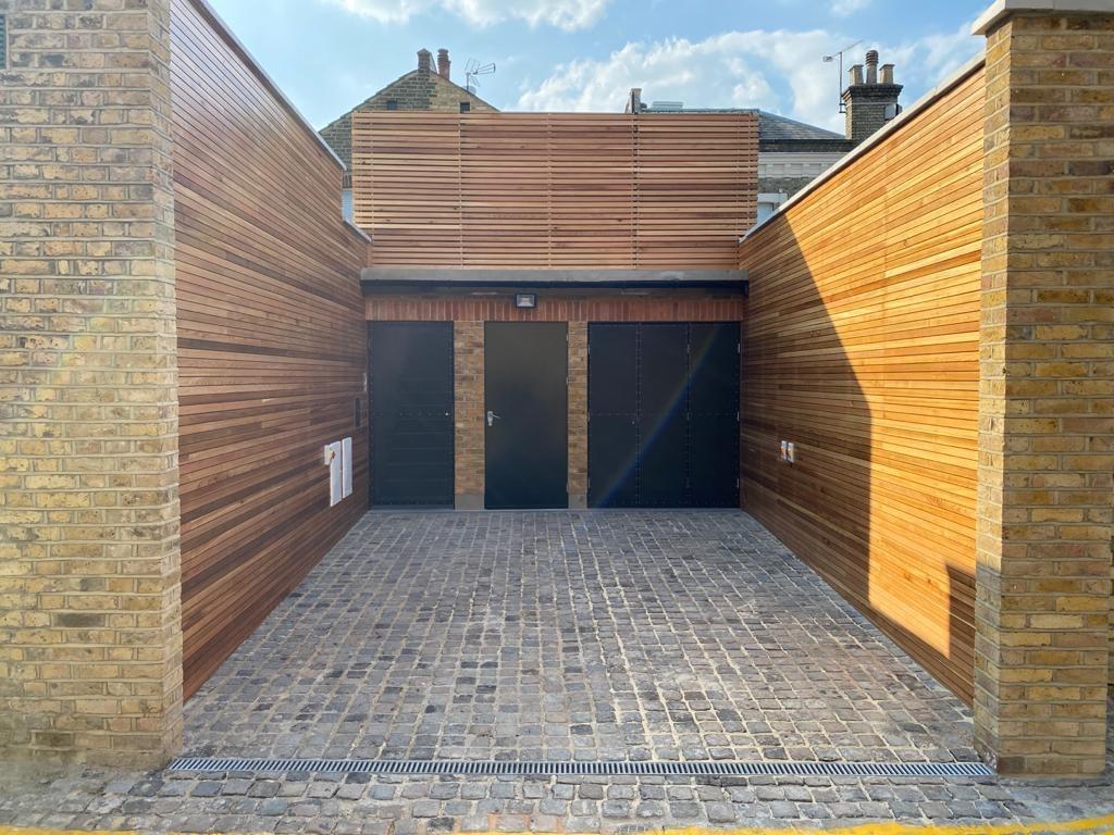 Church Road, Wimbledon - Andrew Scott Robertson
